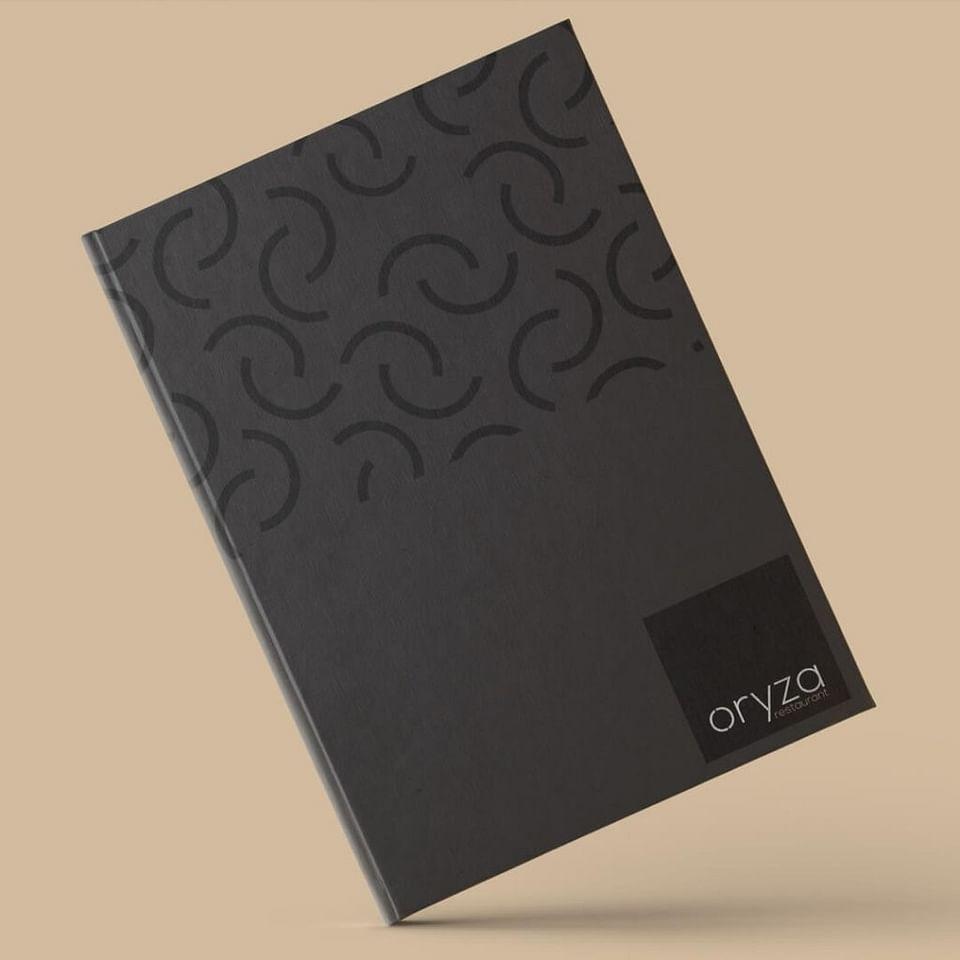 Oryza, diseño de identidad corporativa