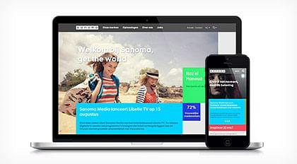 Corporate website - Ergonomie (UX / UI)