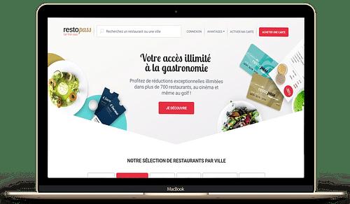 RestoPass : New brand identity - Online Advertising