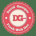 David Georges, Fresh Web Dev logo