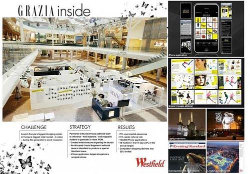 Grazia Inside - Advertising