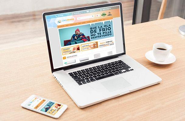Diseño web & SEO - ClimAhorro