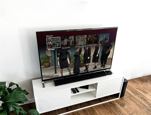 Ericsson TV Guide - Image de marque & branding