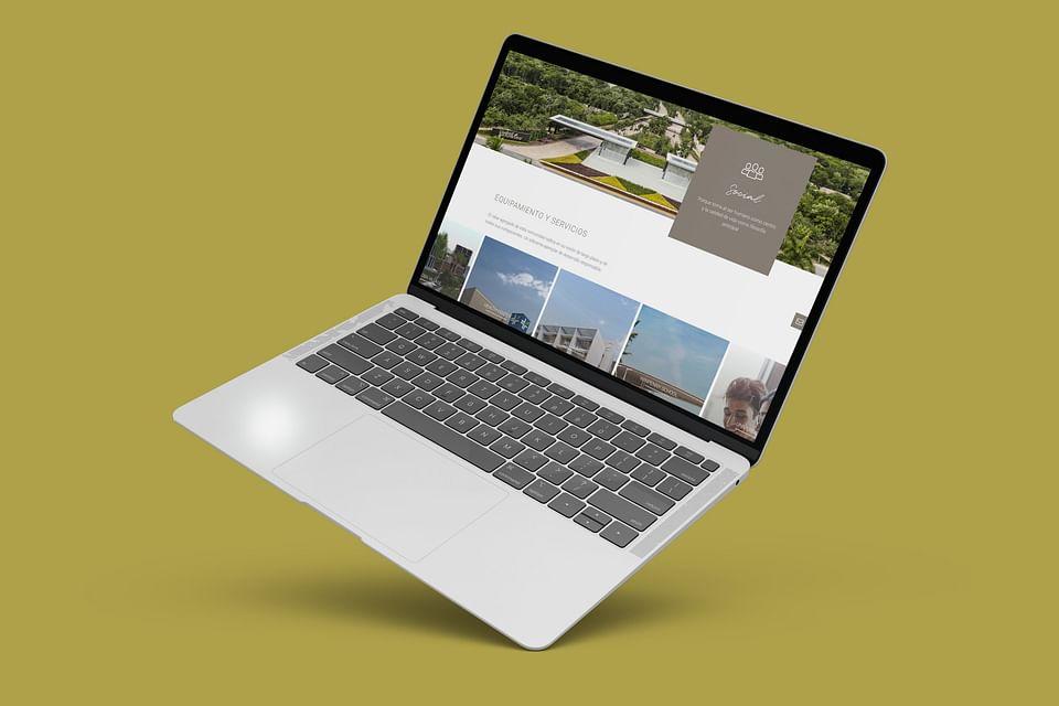 Desarrollo web Ciudad Mayakoba