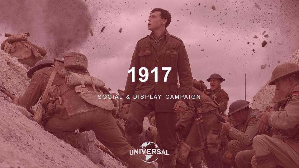 1917 - Social & Display