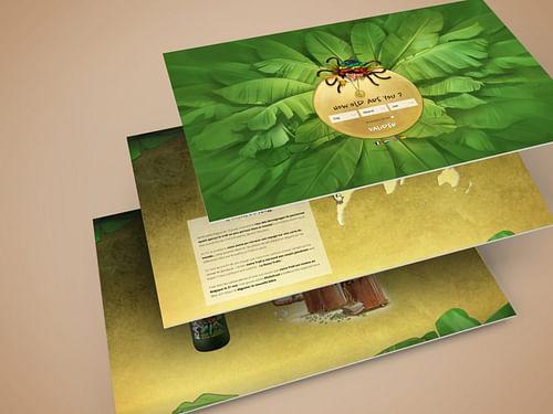 Rasta Trolls - Création d'un site produit - E-commerce