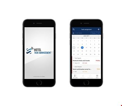 Mobile App: Hotel Task Management