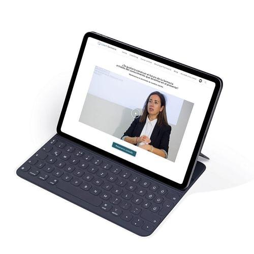 Academia online de coaching farmacia - Estrategia digital