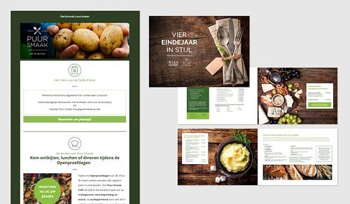 Building a farmers market from scratch - Image de marque & branding