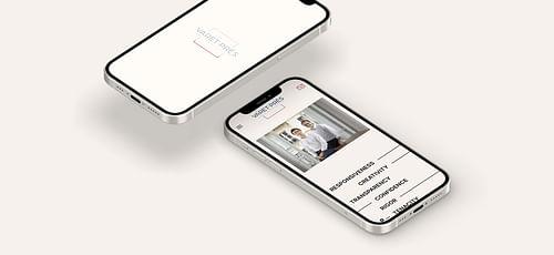Création d'un site vitrine pour Varet Près - Création de site internet