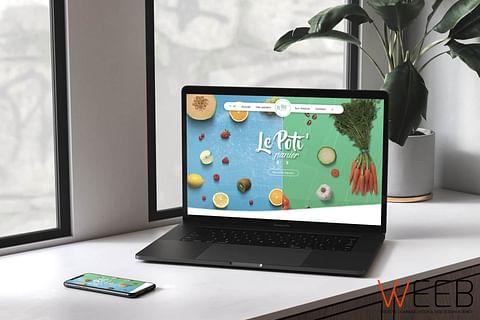 Le Poti' Panier - Livraison Fruits et Légumes Bio