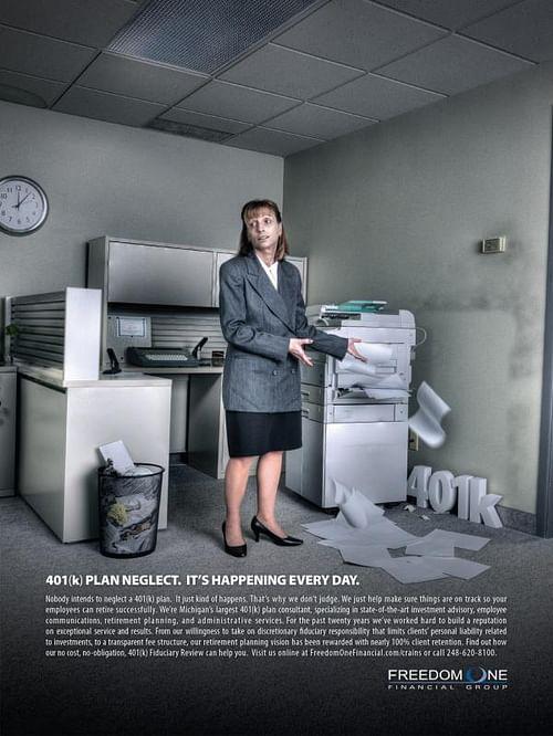 Office - Advertising