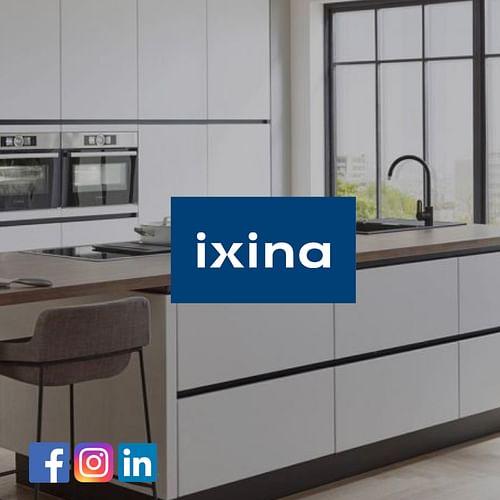 ixina Belux  social media presence - Réseaux sociaux
