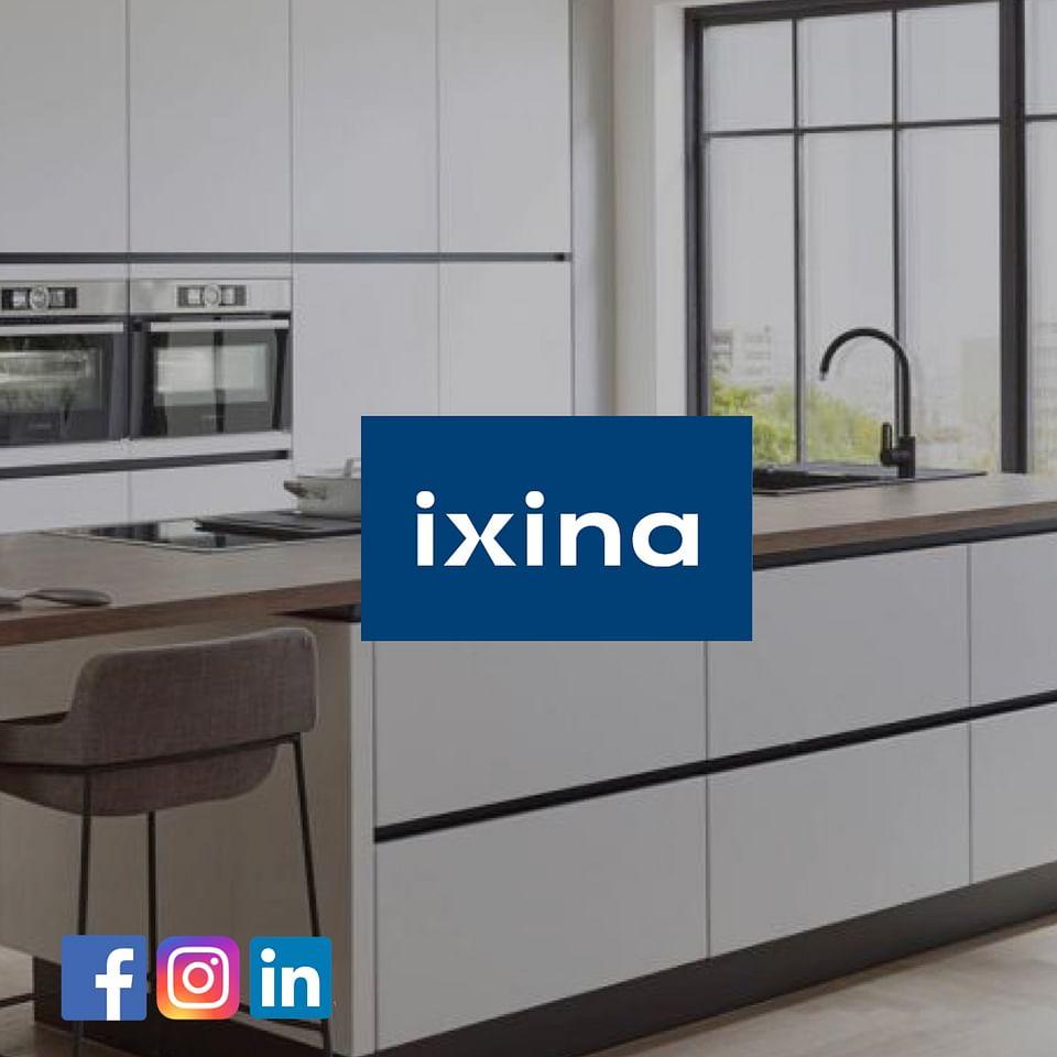 ixina Belux  social media presence