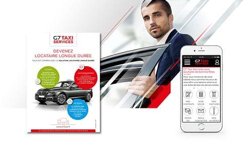 Appli Service consommateur - Image de marque & branding