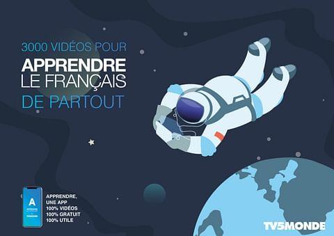 TV5 MONDE - Lancement de l'App APPRENDRE