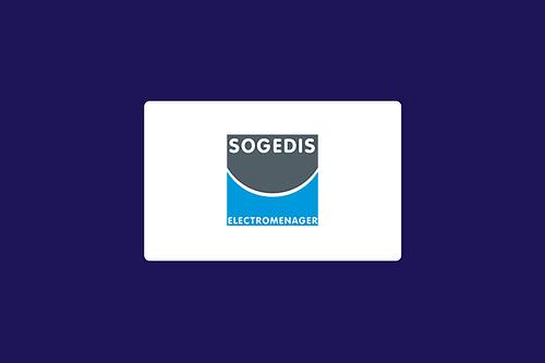 Site E-commerce Sogedis - Création de site internet