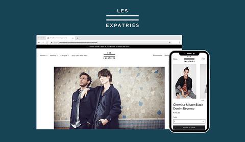 E-Commerce et marketing digital - Mode