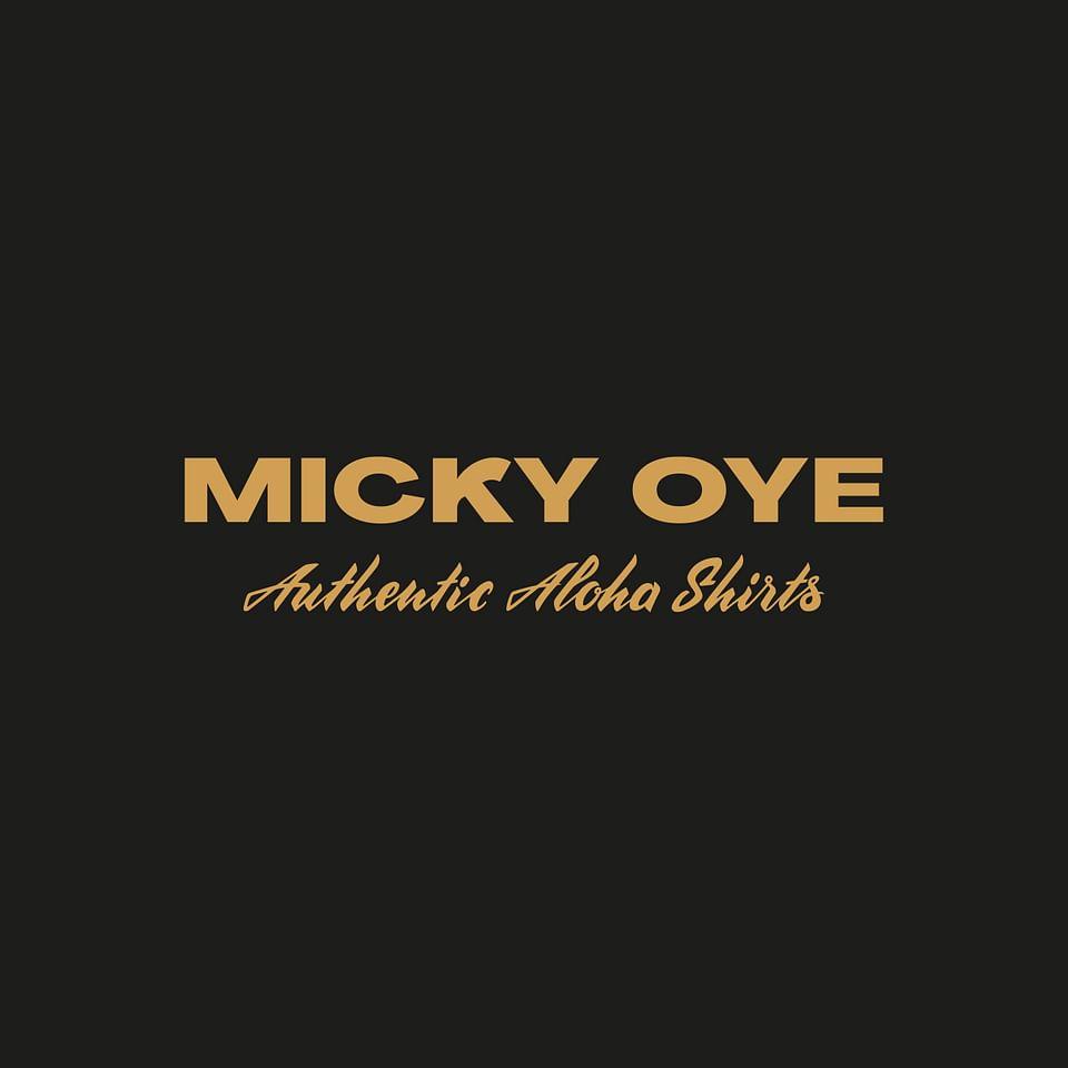 Mickey Oye — Brand Identity