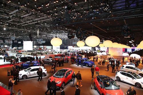 Geneva Motor Show Campaign - Online Advertising
