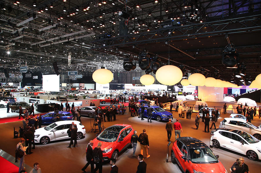 Geneva Motor Show Campaign