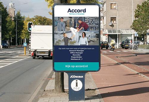 Communicatieconcept en marketing voor Accord - Branding & Positionering
