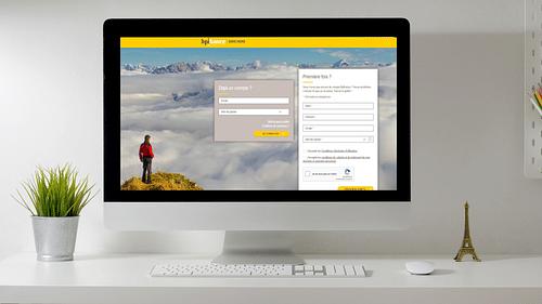 BPI France   Projet Banque En Ligne (BEL) - Application web