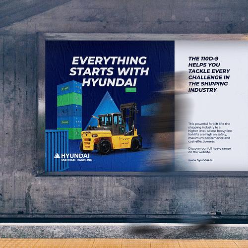 Hyundai MH Europe - Image de marque & branding