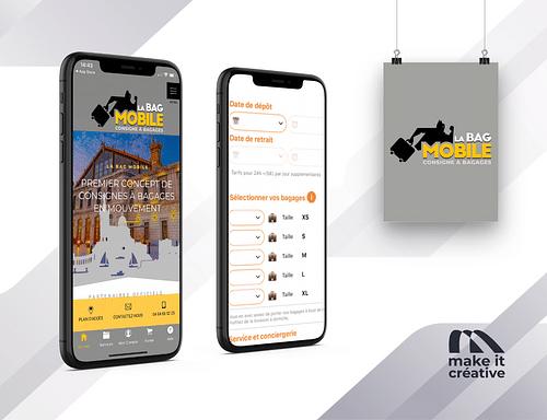 Création application mobile - Création de site internet
