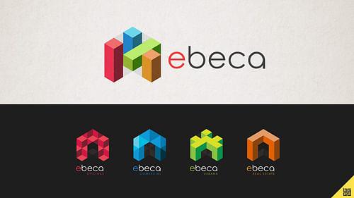 Ebeca : identité visuelle et déclinaisons - Design & graphisme