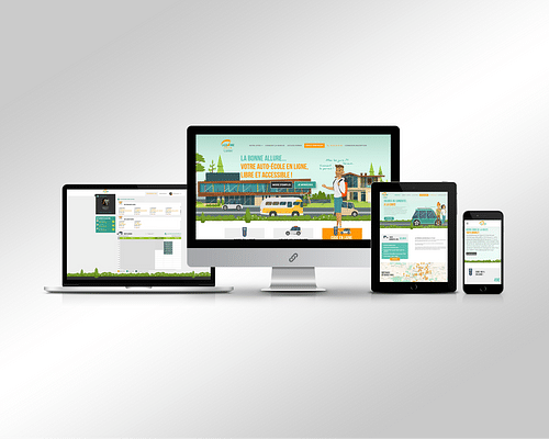 LBA   Marketplace [SYMFONY] - Création de site internet
