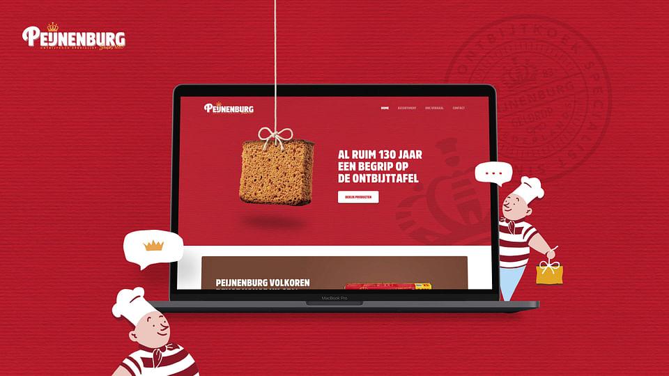 Peijnenburg Branding & Websites