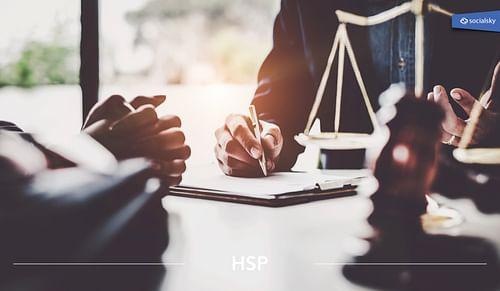HSP - Website Creatie