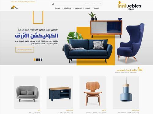 Muebles - Social media