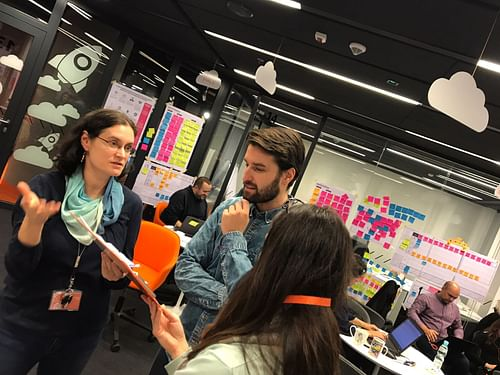 Experimentation Coaching at ING - Digital Strategy