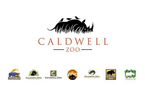 Caldwell Zoo Identity - Graphic Design