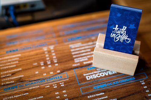 Ocean Grounds Coffee Roasters - Branding & Positioning