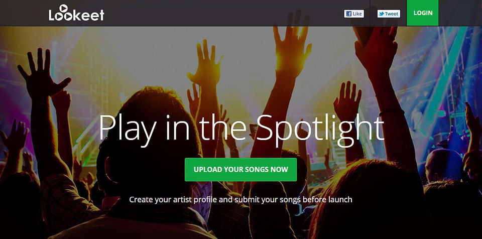 Lookeet Music Portal