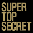 Super Top Secret logo