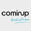 Cominup Création logo