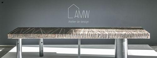 Site internet pour AMW Design - Création de site internet