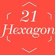 21 Hexagon logo