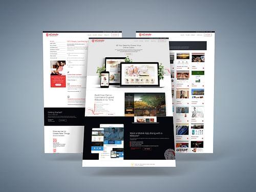 eCanuks - Web Application