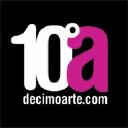 Décimoarte • diseño de páginas web logo