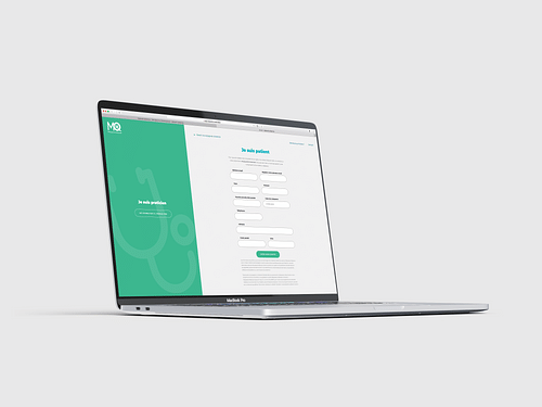 Plateforme de téléconsultation médicale - Application web