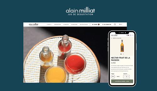 E-Commerce - Développement d'une boutique Shopify - Stratégie digitale