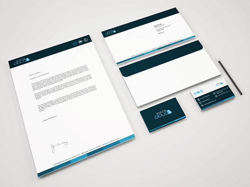 Création d'une charte graphique pour In2TheCloud - Design & graphisme