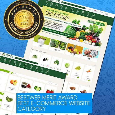 Buyfresh.lk Magento 2 Ecommerce Web Store - E-commerce