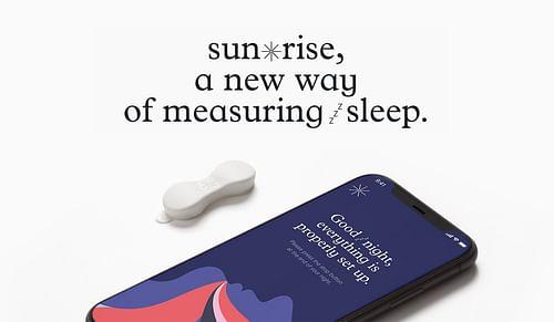 Sunrise - Sleep Tech Company - Image de marque & branding