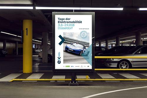 e-Cross Germany | Branding - Grafikdesign